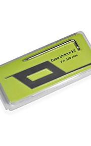 reparatie geval unlock opening gereedschap schroevendraaier kit pack voor Microsoft Xbox 360 Slim
