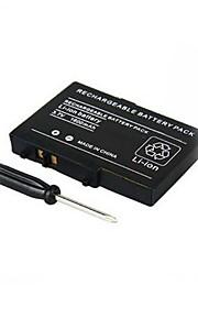 1600mAh 3,7 V oplaadbare lithium-ion batterij + gereedschap Pack kit voor nintendo dsl NDS Lite
