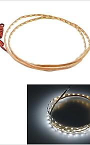 carking ™ 1210-90smd-90cm waterdichte auto flexibele lamp strip