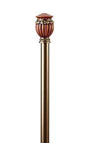 Диаметр 28 мм минималистский шампанское железа одного стержня