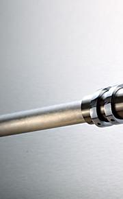 Diámetro de 28 mm de acero inoxidable de lujo con estilo clásico de una sola varilla