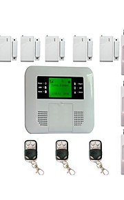 cellulære trådløs sikkerhed alarmanlæg dobbelt beskyttelse auto dial kit