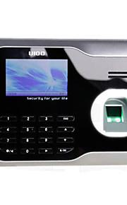 ZK Software U100 Professional Flersprogede fingeraftryk deltagelse
