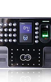 ZK Software iFace102 Fingerprint ansigtsgenkendelse fremmøde system