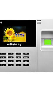 DanminiG305 Fingerprint Deltagelse Machine Installeret Free
