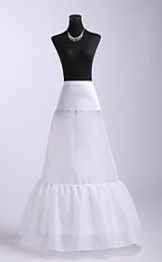 Déshabillés (Elasthanne , Blanc) - Robe trapèze - 1 - 40inch(Approx.101.6cm)(40inch(Approx.101.6cm)