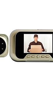 a918 3 inch UItra helder lcd digitale deur kijker tf opslag