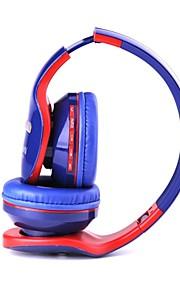 Aita bt808 trådløs stereo Bluetooth-hovedtelefoner hovedbøjle headset support sd tf FM-radio musik telefonopkald