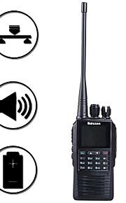 baiston td-830 / g3 256ch 5W 400 ~ 470MHz professionele walkie talkie met dprm digitale modus, sms