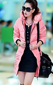 One Xuan®  Women's 2014 New Style  Fashion Middle Long Jacket or Trench Coat or Down wear