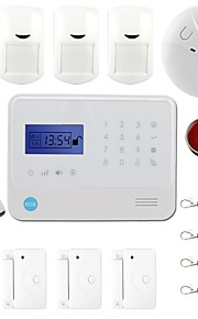 home automation trådløs gsm hus tyverisikring sikkerhed tyverialarm GS-g90e