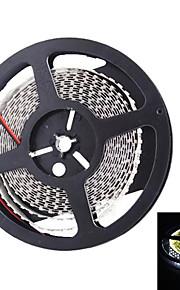 double rangée 600x3528 SMD 72W 6000lm lumière blanche LED Light Strip (5 mètres / dc 12v)