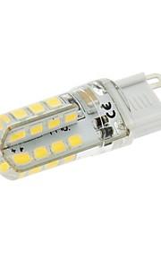 Ampoules Maïs LED Blanc Chaud T G9 3W 32 SMD 2835 200 LM AC 100-240 V