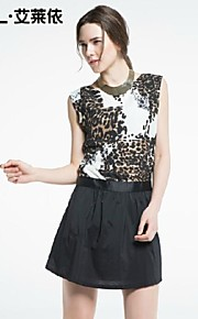 Women's Black Dress , Bodycon/Casual Sleeveless
