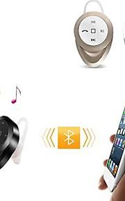 bluetooth v4.0 in-ear stereo hoofdtelefoon met microfoon voor 6/5 / 5s samsung S4 / 5 htc lg en anderen (verschillende kleuren)