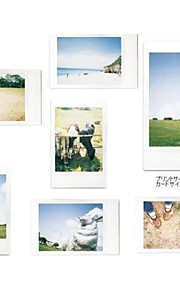 20 Fujifilm Instax Mini Øjeblikkelig Hvid Film-Dobbelt Pakke