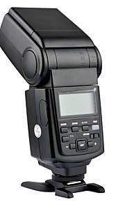 GODOX TT660II LCD Speedlite Flash Light for Canon Nikon Pentax Camera