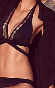 kissties®women Mode sexy schwarzen Bikini
