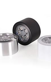 5W Led Flush Mount Lights Cylinder Shape Fixed.