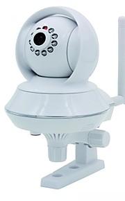 besteye® PTZ indoor mini ip camera 720p dag nacht wifi draadloze ondersteuning 64gb kaart