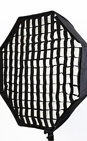 "80cmx80cm / 32 griglia di nylon ""x32"" per lo studio / strobo ottagono ombrello softbox speedlight / flash"