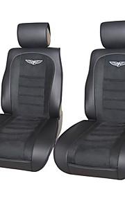 cuero velour auto ay80301 jóvenes de automóviles de lujo cojines de los asientos en forma universal es compatible con la mayoría de los vehículos