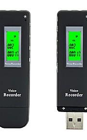 digital voice recorder (4gb hukommelse med USB-drev)