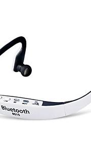 Bluetooth 3.0 estéreo a través de los auriculares del oído con el mic para el iphone 5.6 / 5s samsung s4 / 5 htc lg y otros
