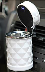 diamant sektion abs witn LED lys askebæger til bil