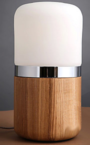 Desk Lamps Arc Modern/Comtemporary Wood/Bamboo