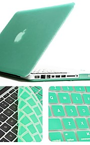 """Enkay Schutztastaturfolie und matt Fall für 15,4 """"MacBook Pro"""