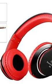 Headphones (Headband) - Hoofdtelefoons - Bedraad - Hoofdtelefoons (hoofdband) - met met microfoon/DJ/Volume Controle/Gaming/Sport/Hi-Fi - voor