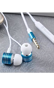 Met Draad - Appel In-Oor - Oordopjes (in-oor) ( Microfoon/Volume Controle/Oordopjes/Geluid-Annuleren )