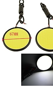 LED - Automatisch - Dagrijlicht ( 6000K Spotlamp/Decoratief )