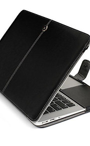 Folio Fall Flip Fall PU-lederner Kasten stehen Fallabdeckung für Apple MacBook Air 11,6 '' (verschiedene Farben)