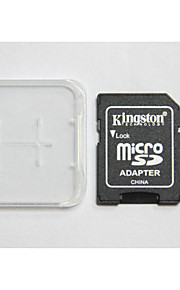 Kingston Digital 32 GB Class 10 Micro SD SDHC And The Memory Card And The Memory Card Adaptor Box