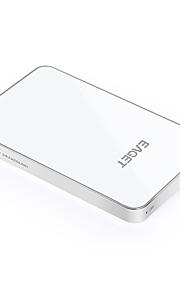 eaget E30 mobile harddisk 500GB slank og stilfuld metal sikkerhed USB3.0 højhastigheds mobile harddisk-kryptering