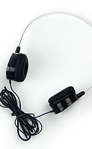 B11140 - Hoofdtelefoons - Bedraad - Hoofdtelefoons (hoofdband) - met DJ/Gaming - voor Mediaspeler/tablet -