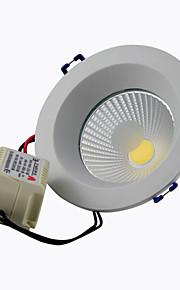 """éclairage 8a 3 """"9W en torchis 810lm 2800-6500k blanc chaud blanc / froid encastré Spots LED AC85-265V"""