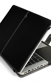 Apple MacBook Pro 13,3 Zoll Fall PU-lederner Kasten Stand Fallabdeckung für Apple MacBook Pro 13.3 '' (verschiedene Farben)