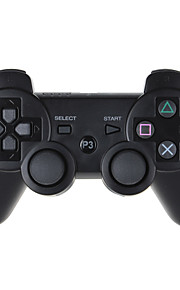 dobbelt chok trådløse gamepad controller til 4,0 android telefon / tablet pc / ps3