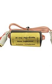 Car Auto 20A High Quality Noise Suppressor Isolation Transformer