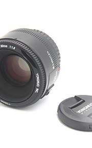 yongnuo 50mm 1.8 standard fast fokus linse