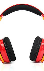 trådløs bluetooth stavelse G08 støjreduktion annullering hovedtelefoner rød