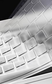 nieuwe dunne heldere TPU toetsenbord cover skin voor macbook netvlies 12 ''