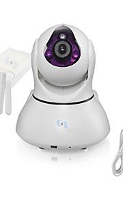 snov wifi ip ir PTZ bewakingscamera met deur-sensor en 32 GB TF-kaart, hd babyfoon, p2p, android app&ios