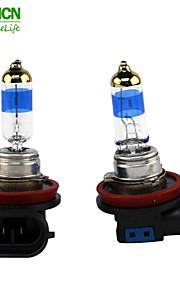 xencn H16 12v 19w 5000K TELEEYE intense lys opgradering fremragende kvalitet pærer tåge halogen forlygte lampe