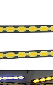 LED - Auto/SUV/Tractor/Off-Road/Bouwvoertuig - Dagrijverlichting ( 6000K/8000K Dimbaar/Waterbestendig )