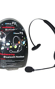 3.0 bluetooth universel gaming headset til ps3 controler med mikrofon