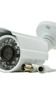 """infrarood camera 1/3 """"CMOS 1000tvl waterdichte outdoor ICR nachtzicht 24 geleid ir beveiliging CCTV-camera"""